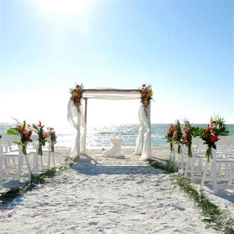 Dream Wedding Locations on the Beach   Visit St Petersburg