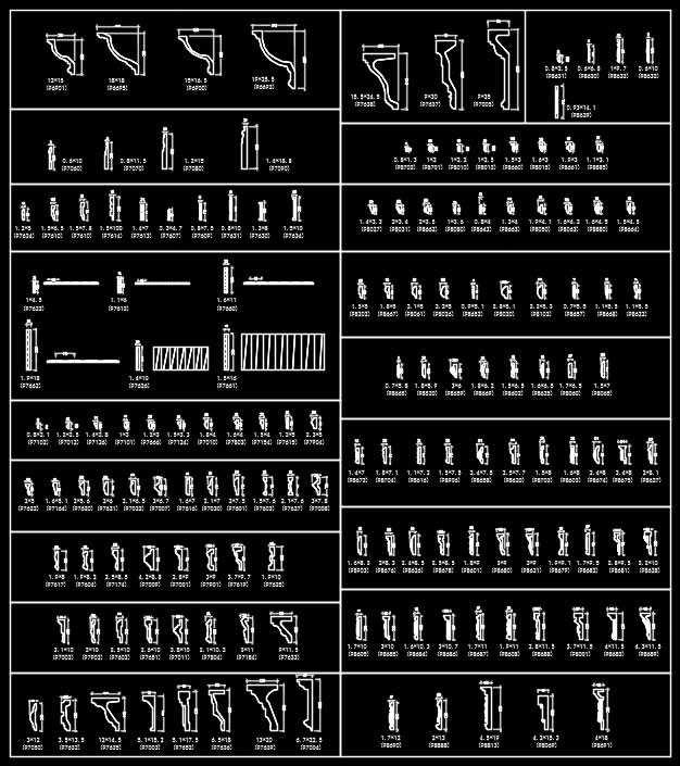 door design for autocad  | 404 x 720