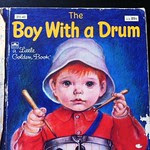 The Boy with a Drum Book