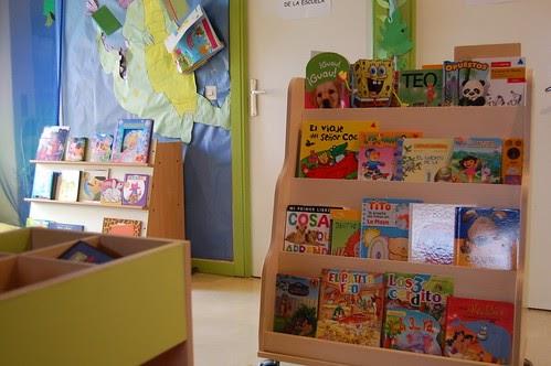 Recursos Educativos Para Una Biblioteca Infantil Lo Que