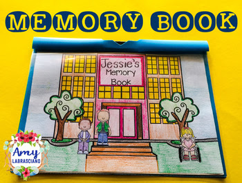 Memory Book for the EOY