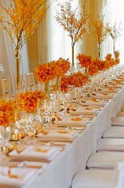 53 Fall Wedding Table Settings, 62 Romantic Fall Wedding