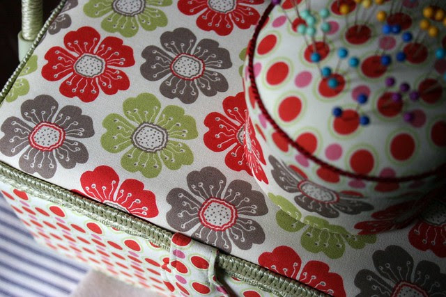 new sewing basket