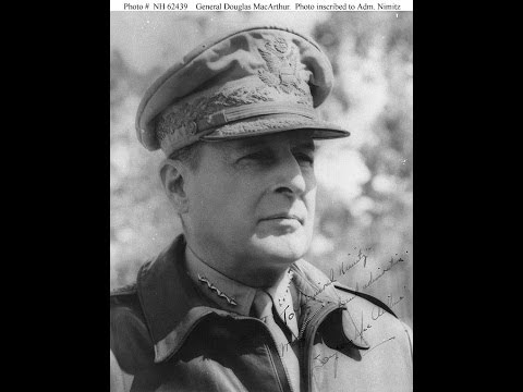 a biography of douglas macarthur an american general In this lesson we'll be looking at the infamous general douglas macarthur we'll go through his biography, explore some distinguishing facts in his.