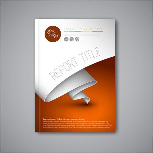 Contoh Desain Cover Proposal Cdr