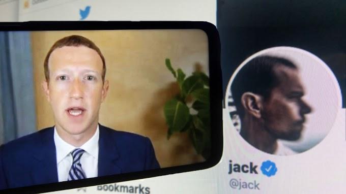 Facebook y Twitter interrogados sobre acciones electorales en EE. UU.