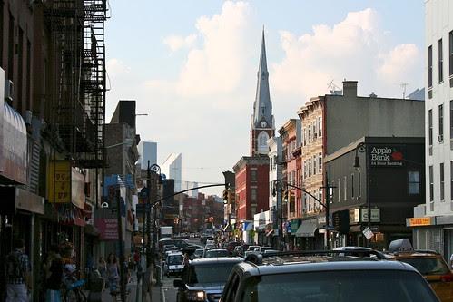 Manhattan Ave., Greenpoint, Brooklyn