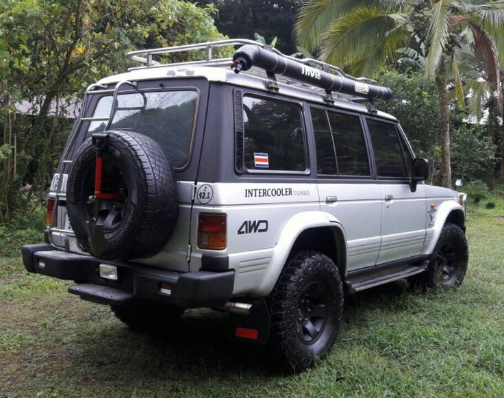 14 Best Images About My Hyundai Galloper On Pinterest Other Flats And 4x4