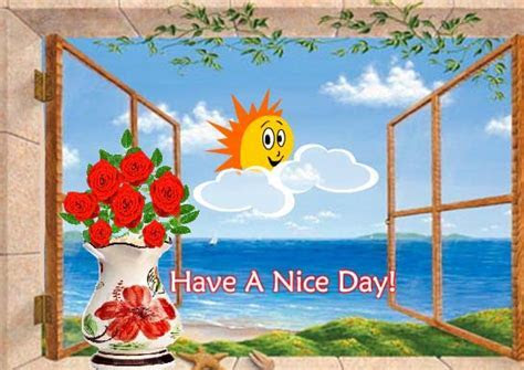 Enjoy A Great Sunny Day! Free Have a Great Day eCards