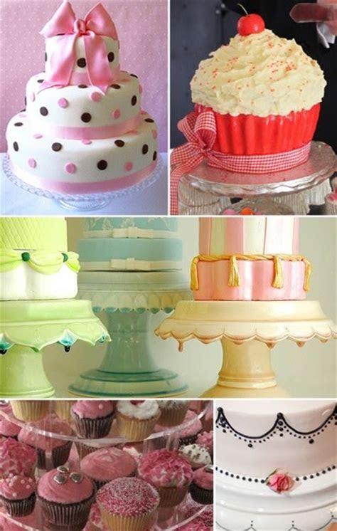 The 50s Style Wedding Blog: 50s Style Wedding Cakes