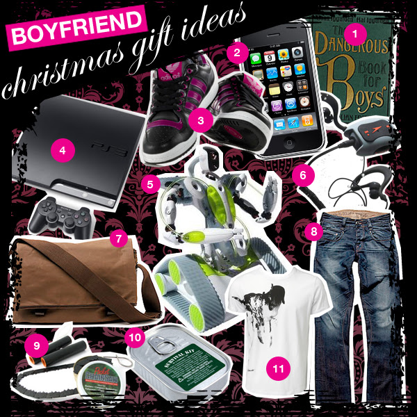 The Special Christmas Gift Ideas for Boyfriend