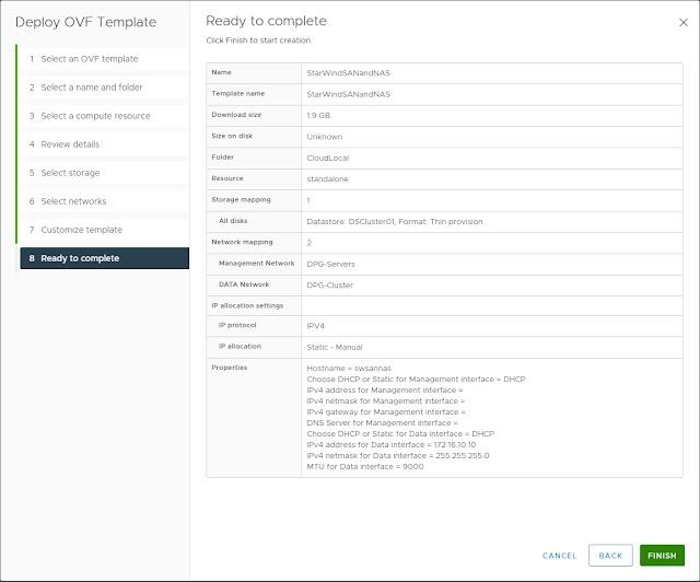 Add NAS to VMware ESXi with StarWind SAN & NAS Free