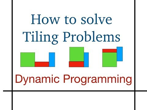 Way to solve Tiling Problems