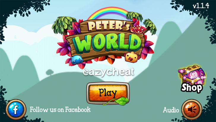 Peter's World Cheats