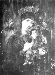 Ảnh Đức Mẹ Lama Bến tre