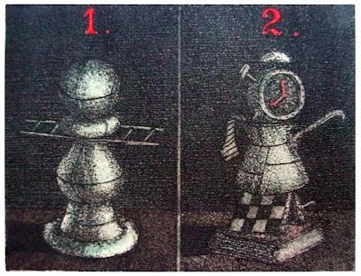 Pawns by Sergey Tyukanov