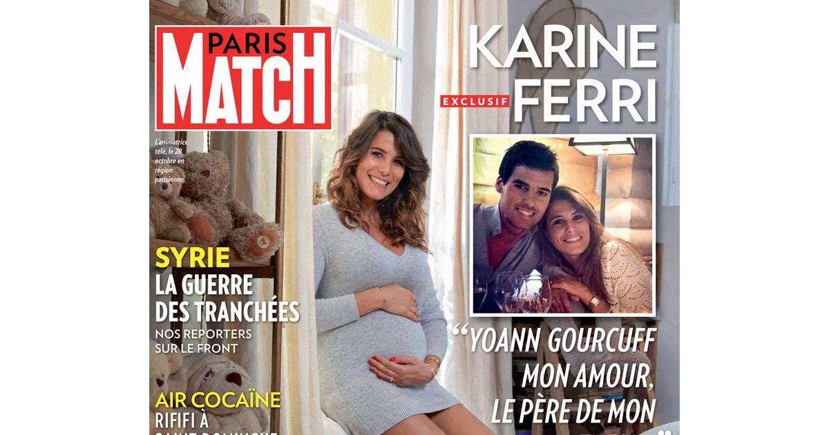 Karine Ferri maman : la compagne de Yoann Gourcuff aurait accouch\u00e9 de son premier enfant  Purebreak