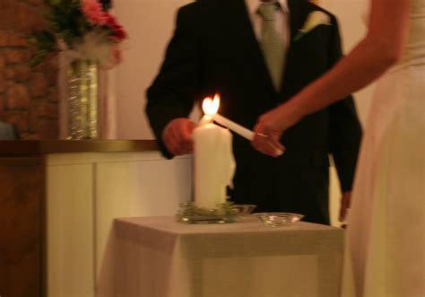 The Unity Candle Ceremony   St. Simons Island Wedding