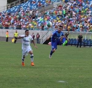 Cabralzinho, Sinop (Foto: Julio Tabile/Sinop FC)