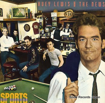 LEWIS, HUEY AND THE NEWS sports