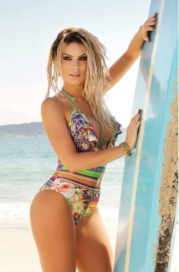 Fernanda Lacerda (Foto: Divulgação/Thiago Bellini-MF Models Assessoria)