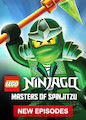 LEGO Ninjago: Masters of Spinjitzu - Season Hands of Time