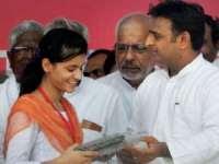 Uttar Pradesh Sting Operation Revealing Bribe Free Laptops