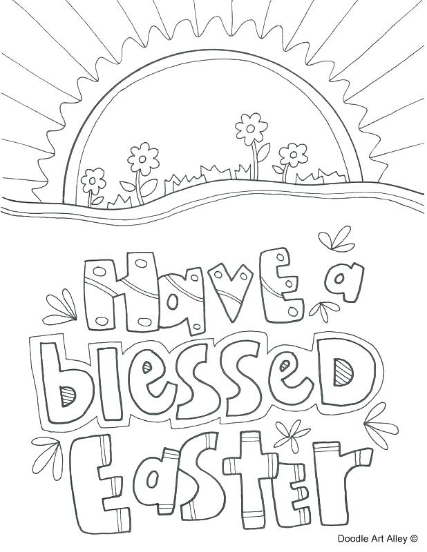 7400 Top Easter Coloring Pages With Bible Verses For Free