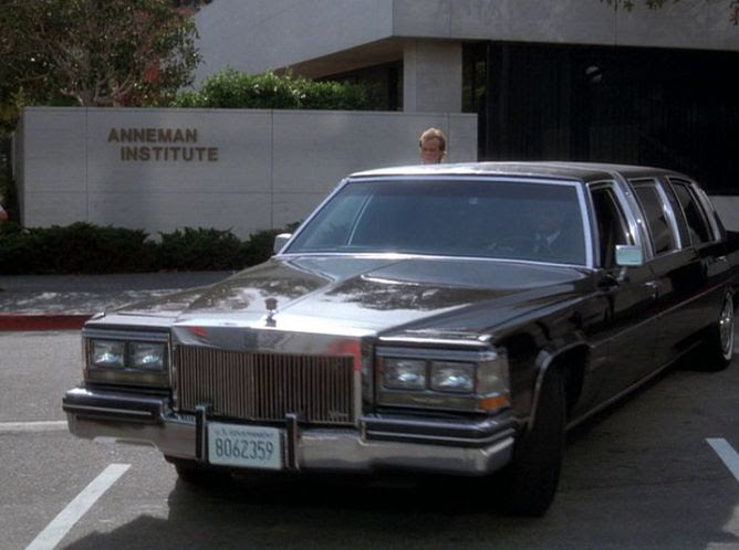 IMCDb.org: 1984 Cadillac Sedan DeVille Stretched Limousine ...