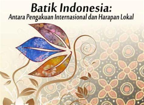 puisi tentang hari batik budaya bangsa kumpulan contoh