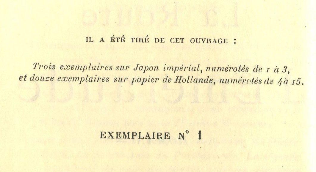 Eugène Demolder, La Route d'émeraude, Paris, Mercure de France, 1899. Ex. n°1/3 sur Japon Impérial avec envoi de l'auteur à son épouse Claire Demolder (fille de Félicien Rops)