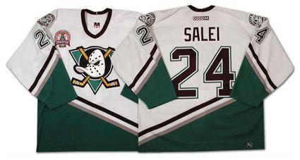 Mighty Ducks of Anaheim 02-03 jersey