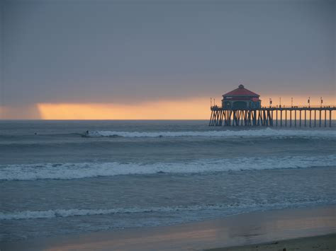 sunset  newport beach hamellnet