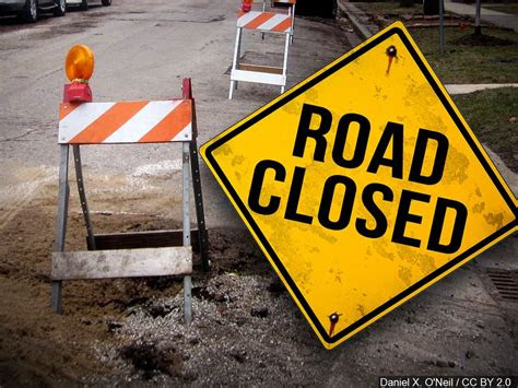 state highway  perry county closed due  pavement break