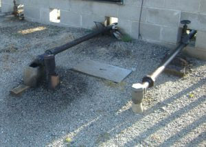 Leaking Fuel Lines From Underground Tanks Observed During Phase I Environmental