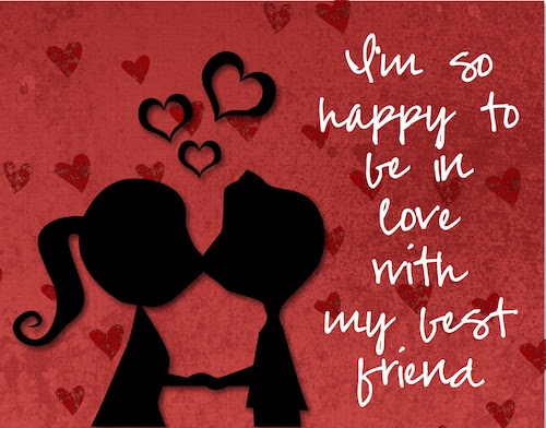 Im In Love With My Best Friend Free More Than Friends Ecards 123