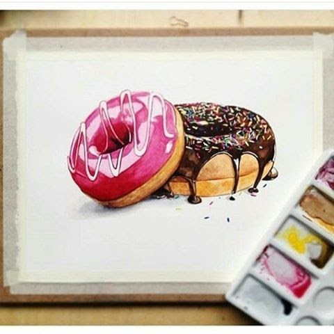 Realistic Pencil Drawings Of Food - Cupcake In Black And White Cupcake Drawing Pencil Drawings Realistic Pencil Drawings / Drawing portraits already takes an incredible amount of patience and skill, but nigerian artist arinze stanley has decided to make his task even tougher and stick only to simple monochrome pencils.