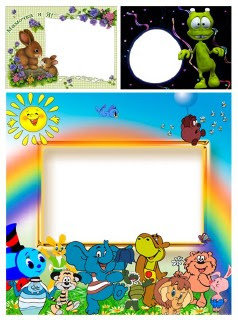 Kids frames for your photos #10. 40 png 1700x1200