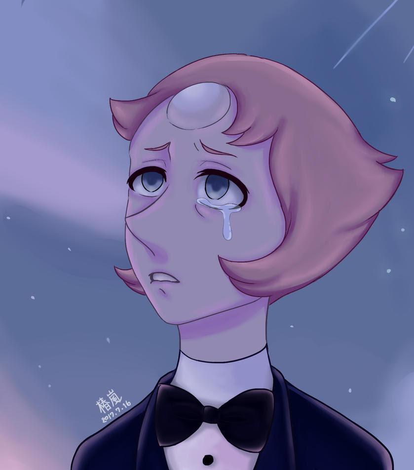 Pearl (It's Over, Isn't It? | Steven Universe) Speed Paint :youtu.be/27Ok9BTx2GM