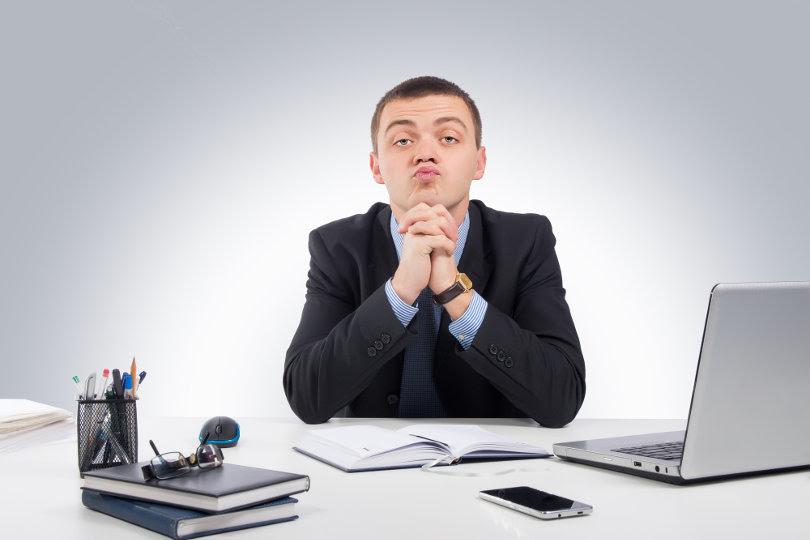 biased job interviewer