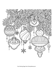 Christmas Coloring Pages • FREE Printable PDF from ...