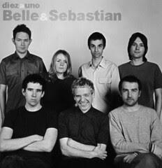 Diez a uno presenta: Belle & Sebastian