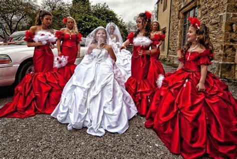 traditional gypsy weddings   Google Search   Big Fat Gypsy