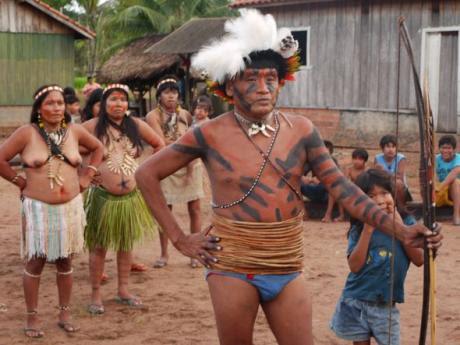Perierga.gr - Φυλή του Αμαζονίου δεν περιέχει στη γλώσσα της την έννοια του χρόνου