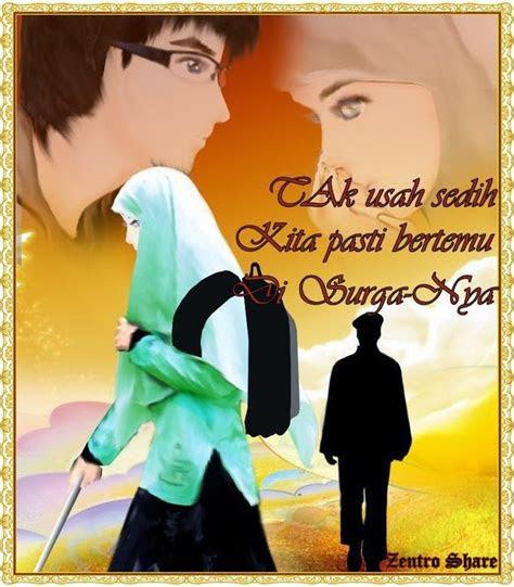 gambar keren gambar kartun islam