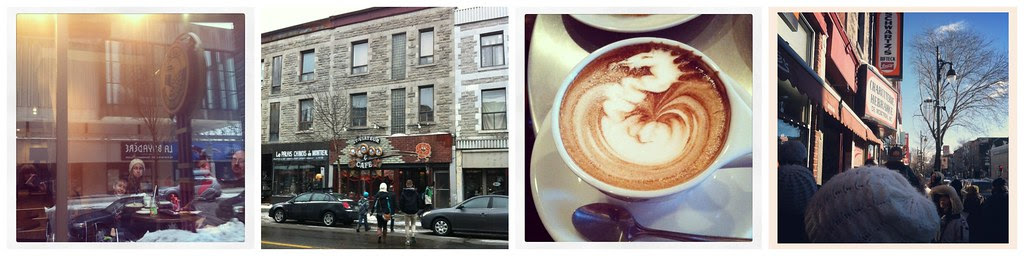 Montreal Instagram | Coffee and Bagels | personallyandrea.com