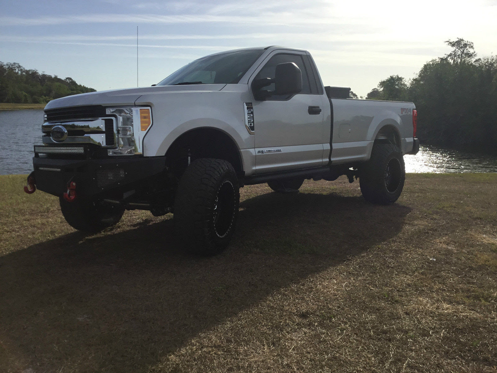 2017 Ford F 250 Platinum For Sale >> 2015 Ford F 250 Platinum 4x4 Monster Truck Immaculate For Sale