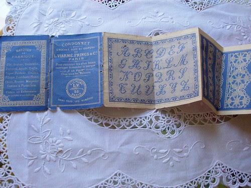 cuadernito antigu