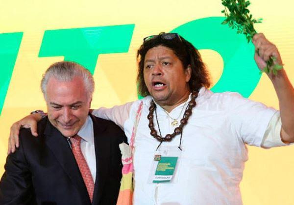 Foto: Divulgação/PMDB