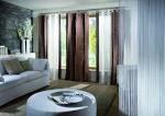 Contemporary Living Room Curtain Ideas | Home Decoration Ideas